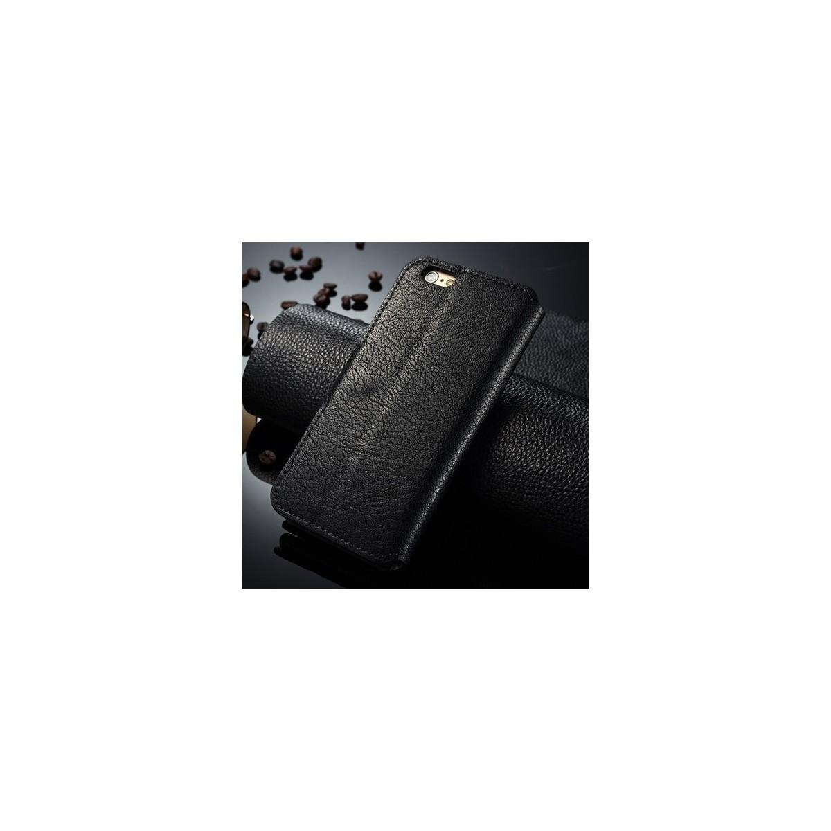 Etui iPhone 6 Book type noir - CaseMe
