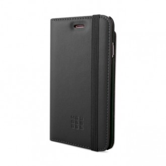 Etui Smartphone Universel 4 à 4.5 pouces porte-carte noir - Taille M - Moleskine