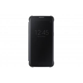 Etui Galaxy S Clear View Cover Noir - Samsung