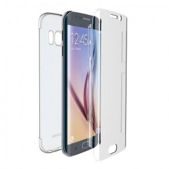 Coque Galaxy S6 Edge Defense 360° transparente - Xdoria