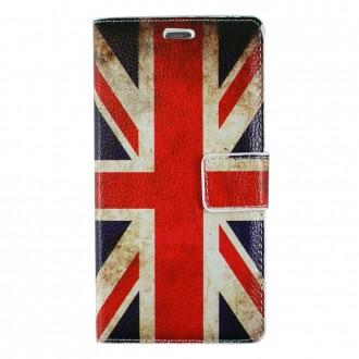 Etui Huawei P8 motif Drapeau UK - Crazy Kase
