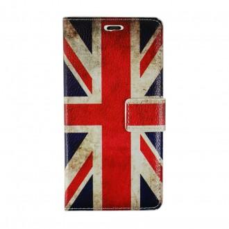 Etui Huawei P9 motif Drapeau UK - Crazy Kase