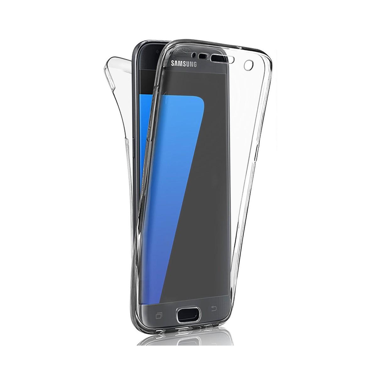 Coque Galaxy J5 protection 360 ° Transparente souple - Crazy Kase