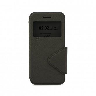 Etui iPhone 8 Plus/7 Plus avec fenêtre de visualisation noir - Roar