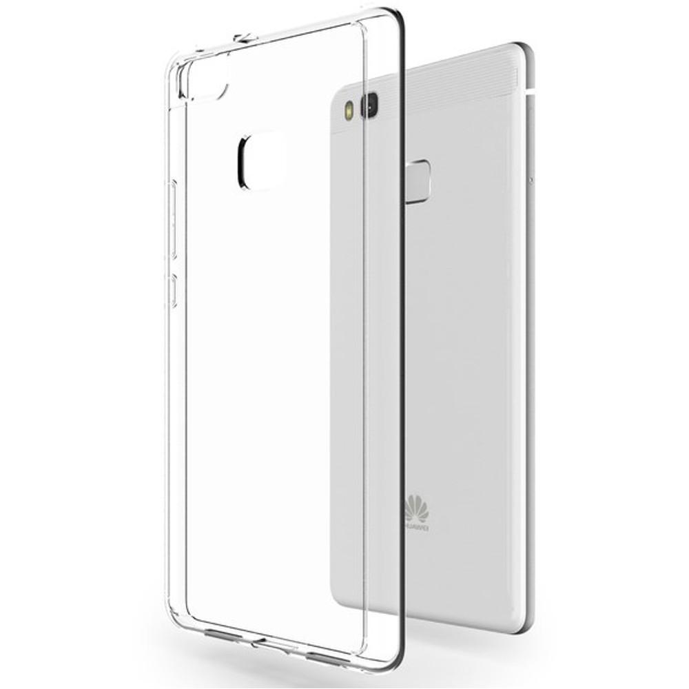 Coque Huawei P9 Lite Transparente souple  - Crazy Kase