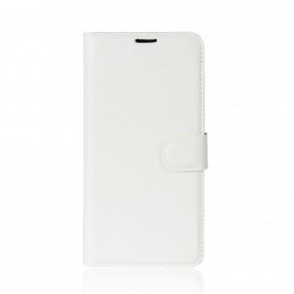 Etui Galaxy Note 8 porte cartes Blanc - Crazy Kase