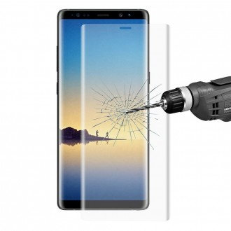 Film Galaxy Note 8 protection écran verre trempé transparent 0,26mm - Hat Prince