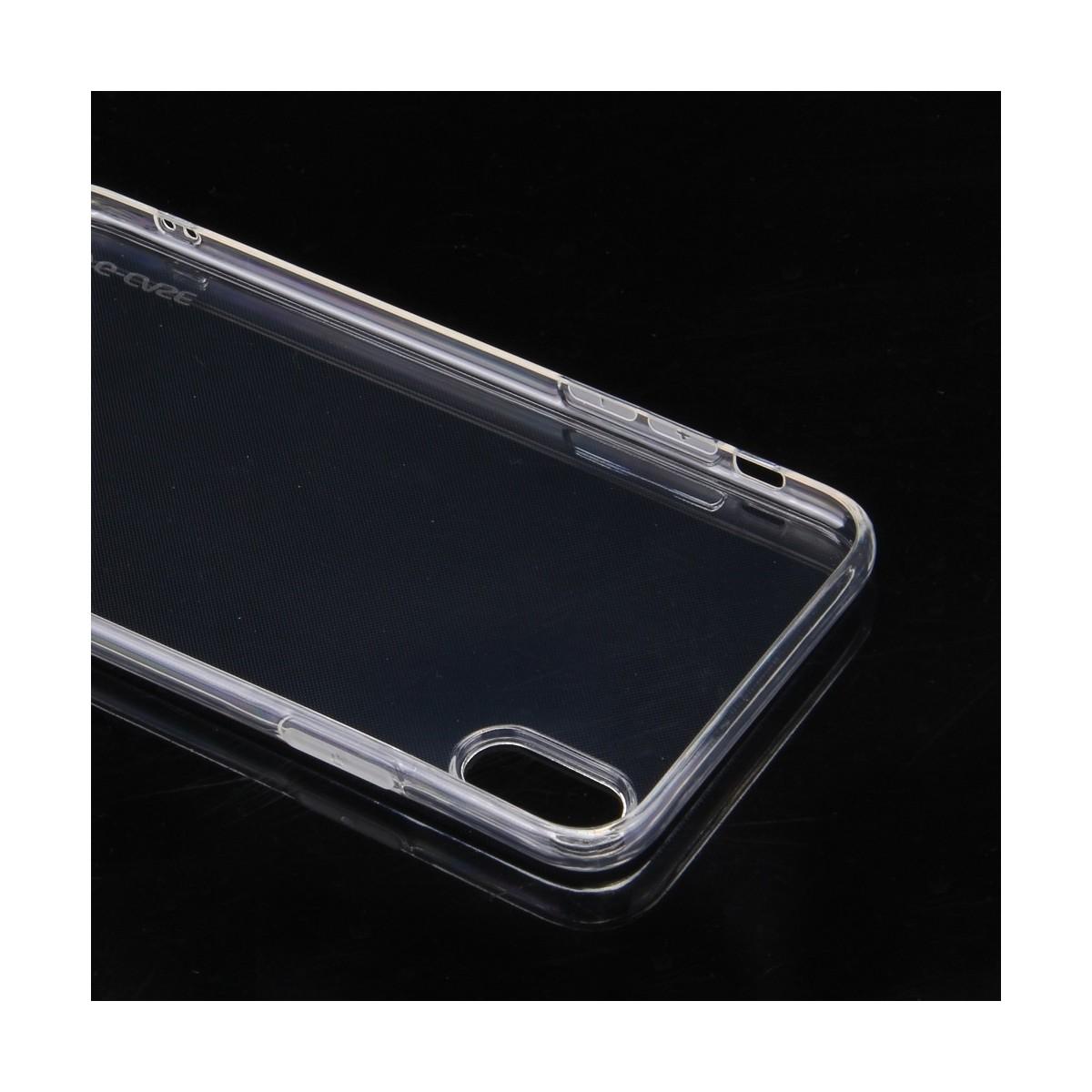 Coque iPhone X Souple et Transparente - G-Case