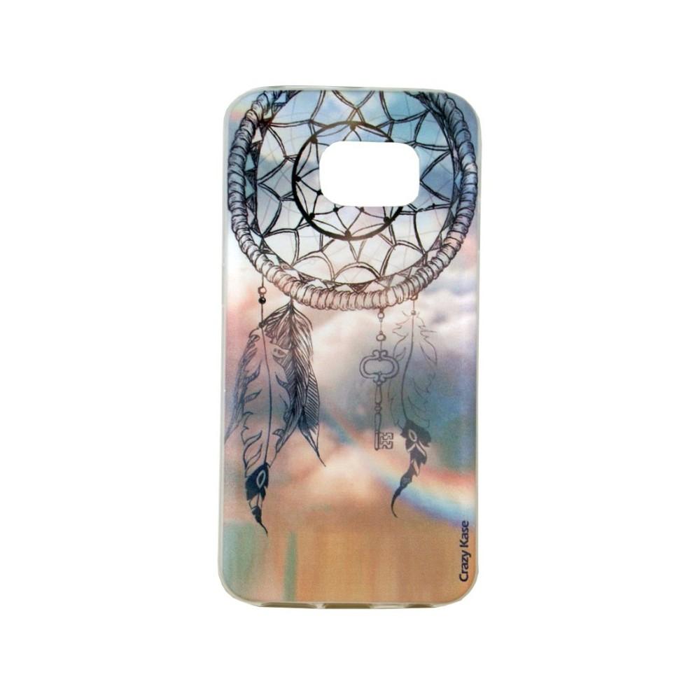 Coque Galaxy S6 Edge motif Attrape Rêve
