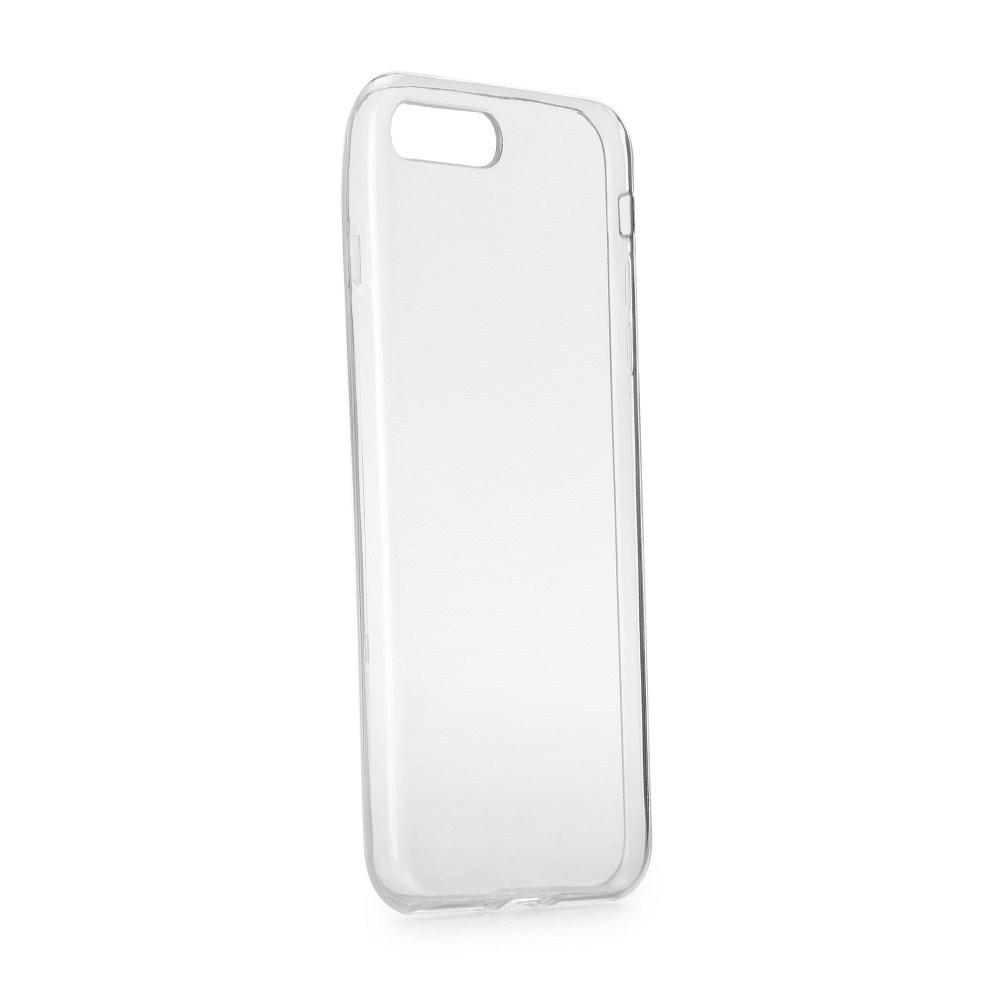 Coque iPhone 8 Plus Transparente en plastique souple - Crazy Kase