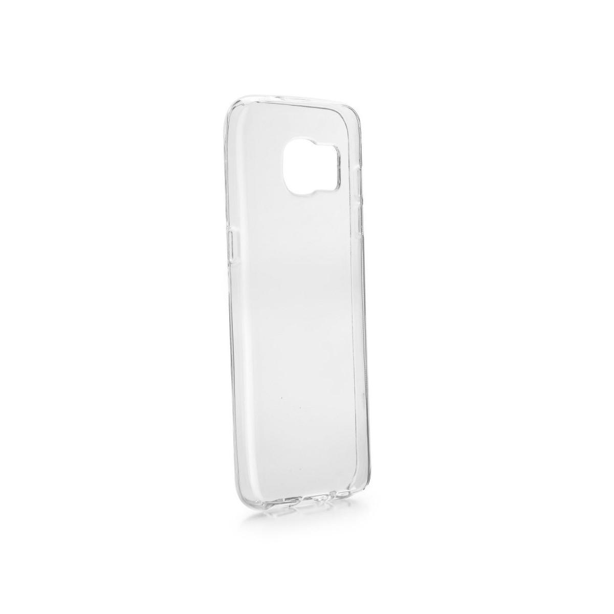 Coque Galaxy S7 Edge Transparente et Souple - Crazy Kase
