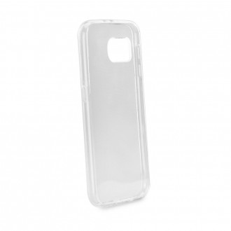 Coque Galaxy S6 Transparente et Souple - Crazy Kase