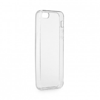 Coque iPhone 5C Transparente souple - Crazy Kase