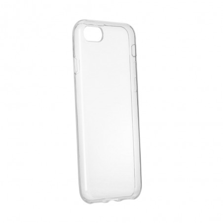 Coque iPhone 7 Transparente souple + Verre trempé - Crazy Kase