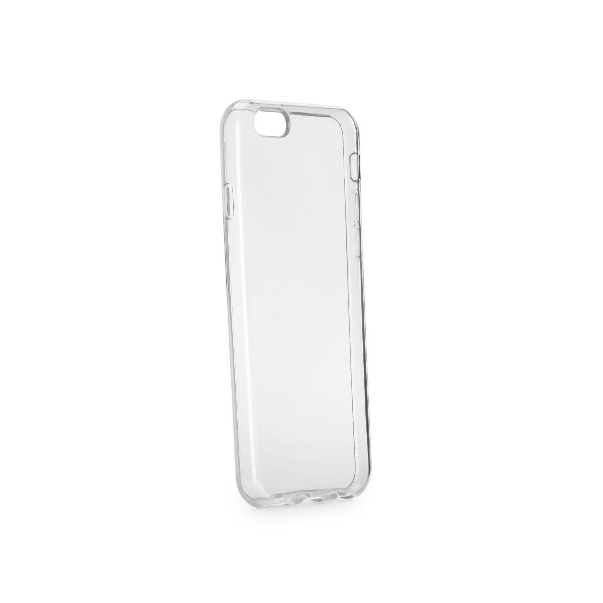Coque iPhone 6 Plus / 6s Plus Transparente souple + Verre trempé - Crazy Kase