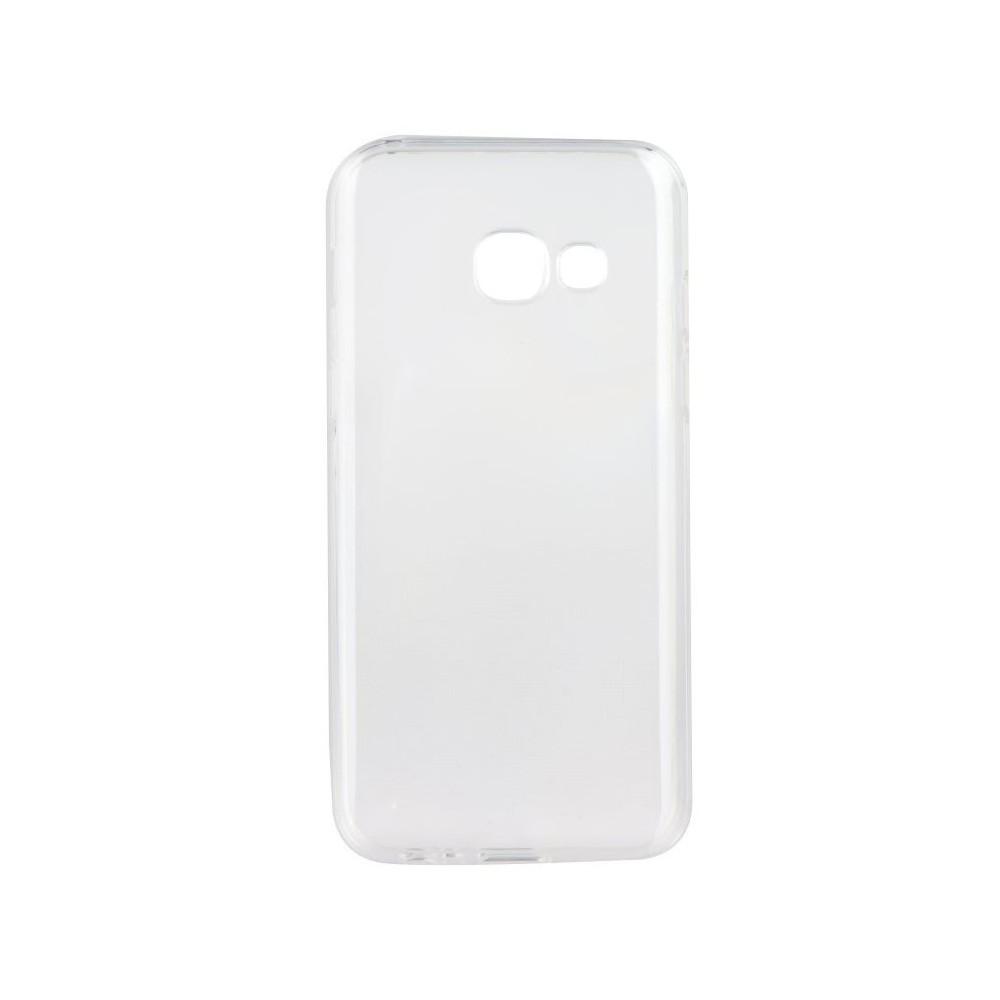 Coque Galaxy A3 (2017) Transparente et Souple - Crazy Kase