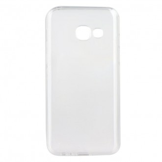 Coque Galaxy A5 (2017) Transparente et Souple - Crazy Kase