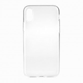 Coque iPhone X Transparente et Souple - Crazy Kase