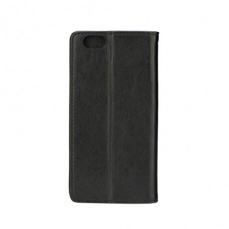 Etui iPhone 6S / 6 Porte-cartes Noir - Crazy Kase