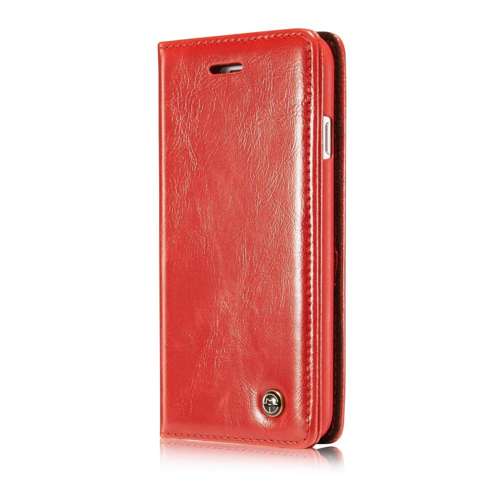 Etui iPhone 8 / 7 Porte-carte Rouge - CaseMe