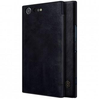 Etui Sony Xperia XZ Premium Noir - Nillkin