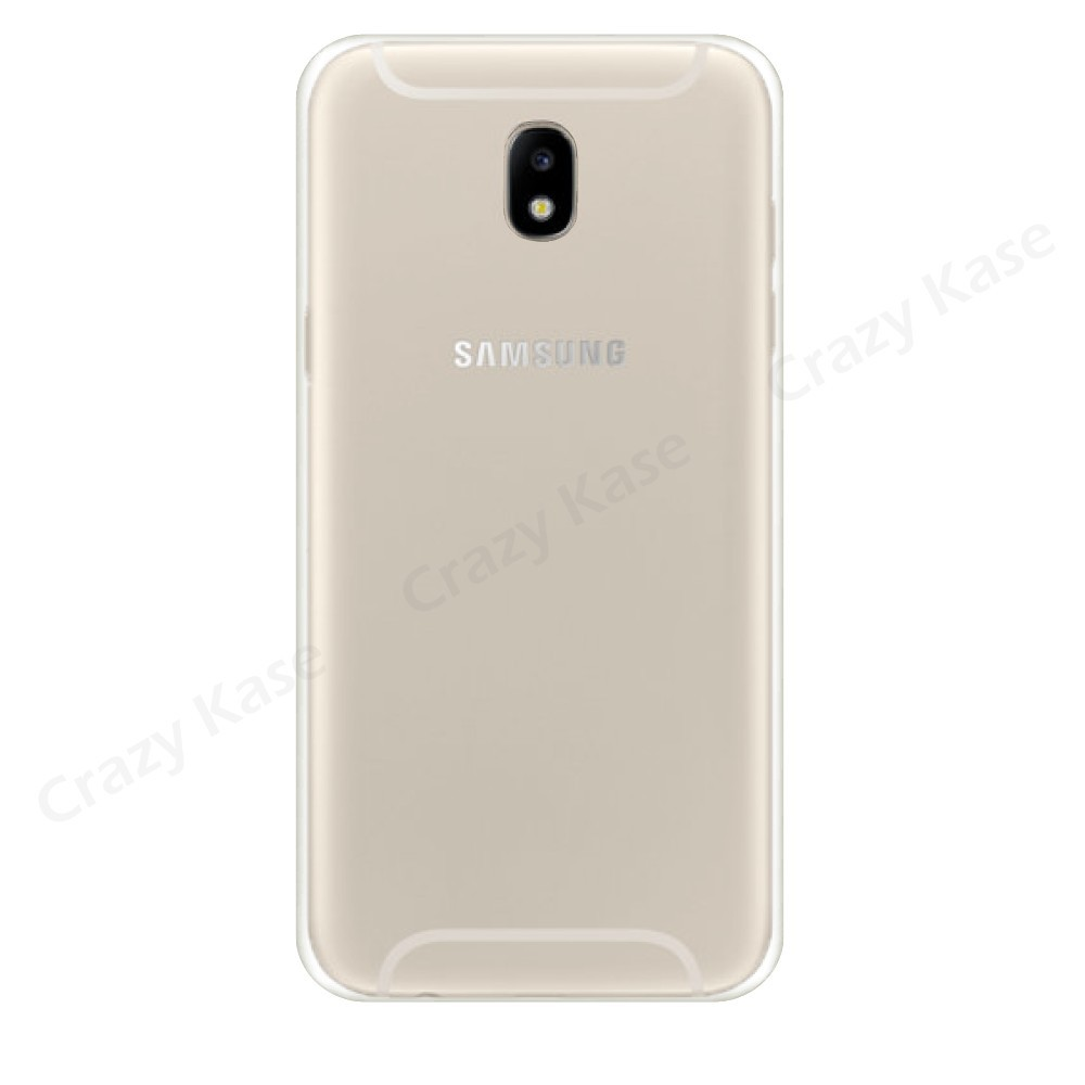 Coque Galaxy J5 2017 Transparente Souple - Crazy Kase