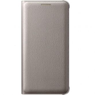 Etui Samsung Galaxy A3 (2016) Portecarte Doré - Samsung