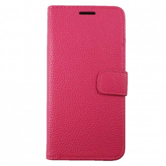 Etui Galaxy S6 Edge Plus Porte cartes Rose - Crazy Kase