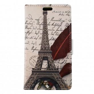 Etui LG L Bello Motif Tour Eiffel - Crazy Kase