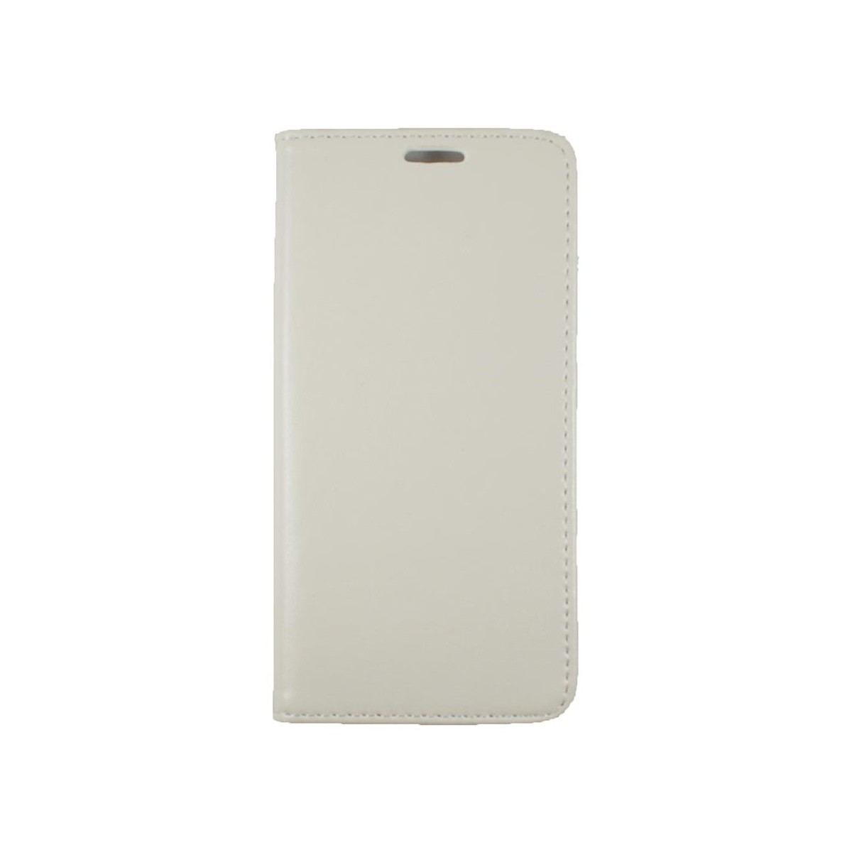 Etui iPhone Galaxy J5 (2017) Porte-cartes Blanc - Crazy Kase