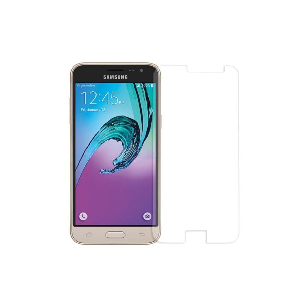 Film Galaxy J3 (2016) protection écran verre trempé