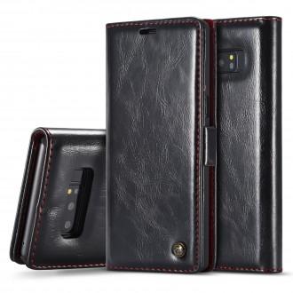 Etui Galaxy Note 8 Porte-carte Noir - CaseMe