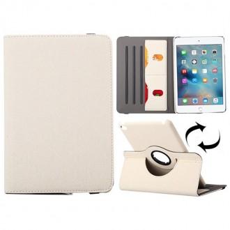 Etui iPad Mini 4 Rotatif 360° Beige - Crazy Kase