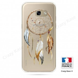 Coque Galaxy A3 (2017) souple motif Attrape Rêves Nature - Crazy Kase