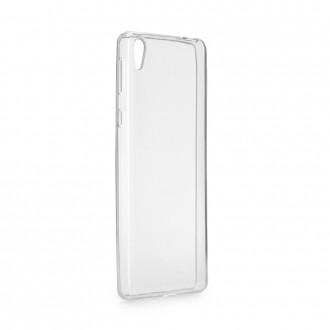 Coque Xperia E5 Transparente souple - Crazy Kase