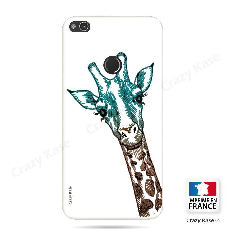 coque huawei p8 lite 2017 girafe
