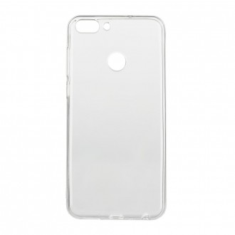 Coque Huawei P Smart transparente et souple - Crazy Kase