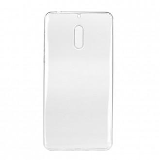 Coque Nokia 6 transparente et souple - Crazy Kase