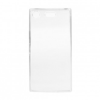 Coque Xperia XZ1 Compact Transparente Souple - Crazy Kase