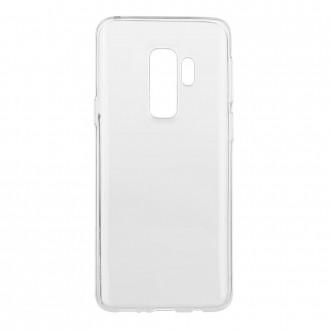 Coque Galaxy S9+ transparente et souple - Crazy Kase
