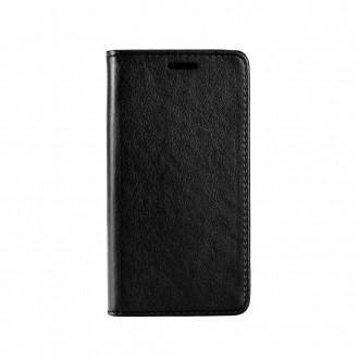 Etui Huawei P8 Lite (2017) Porte-cartes Noir - Crazy Kase