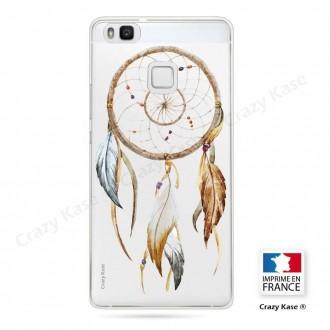 Coque Huawei P9 Lite souple motif Attrape Rêves Nature - Crazy Kase