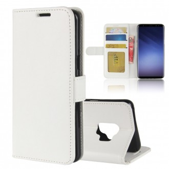 Etui Galaxy S9 Portefeuille Blanc - Crazy Kase