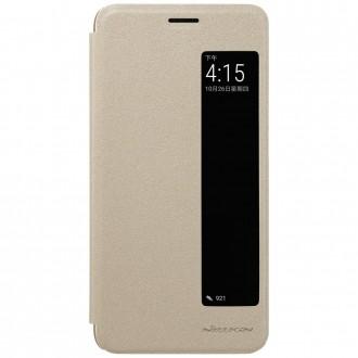 Etui Huawei Mate 10 Pro Folio Smart View Flip Maron - Huawei