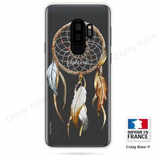 Coque Galaxy S9+ souple motif Attrape Rêves Nature - Crazy Kase