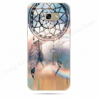 Coque Galaxy A3 (2017) souple motif Attrape rêves  - Crazy Kase