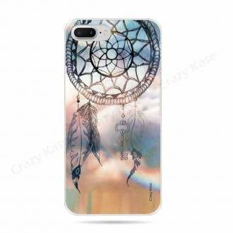 Coque iPhone 7 Plus souple motif Attrape rêves  - Crazy Kase