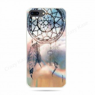 Coque iPhone 8 Plus souple motif Attrape rêves - Crazy Kase