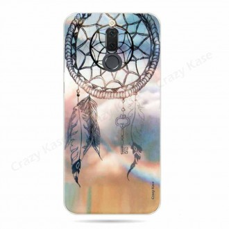 Coque Huawei Mate 10 Lite souple motif Attrape rêves  - Crazy Kase