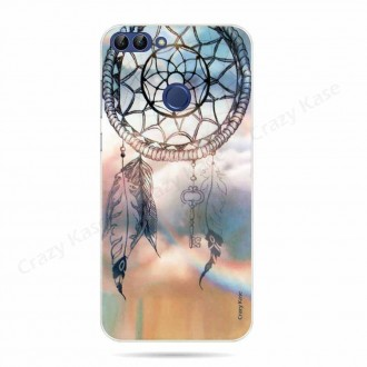 Coque Huawei P Smart souple motif Attrape rêves - Crazy Kase